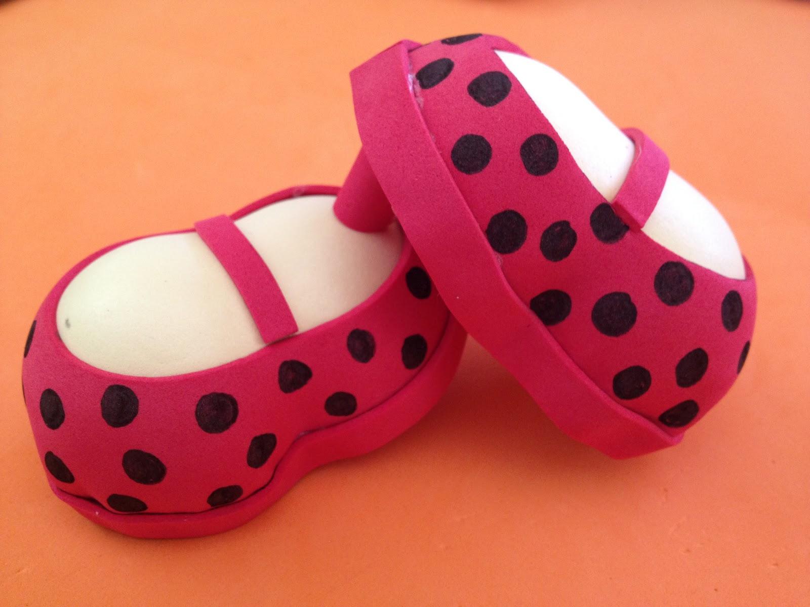 Zapatos De Flamenca Para Fofucha