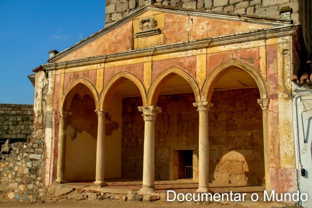 Alcazaba Árabe, Mérida, Espanha