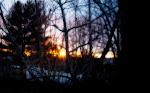 bright sunsets