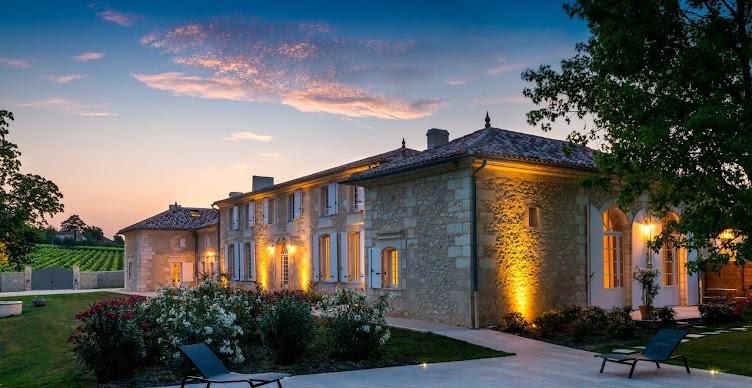 Une adresse confidentielle pour un séjour détente au coeur des grands vins de Bordeaux
