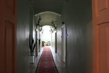 Sigulda Castle Hallway