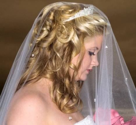 New Haircut Hairstyle Trends Half Updo Wedding Hairstyles
