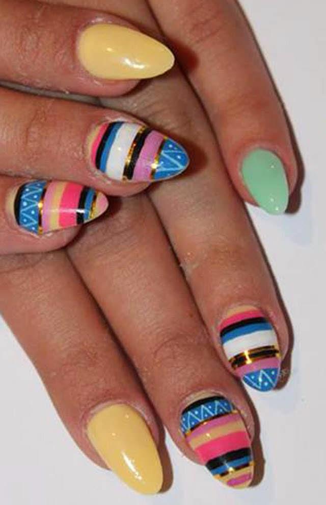 summer nail design nail designs