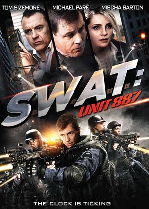SWAT Unit 887 (2015) DVDRip 720p 400mb