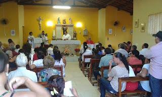Paróquia São Sebastião, Nova Olinda-CE