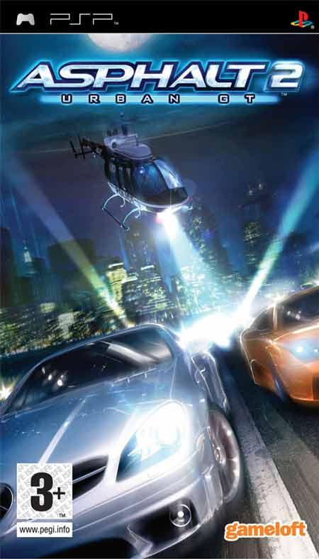 PSP-GAME]Asphalt Urban GT 2 (U)