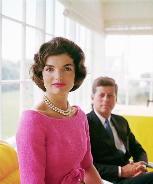 JFK & Jackie 1961