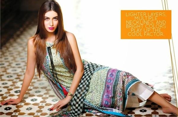 Motifz Eid Dresses 2014