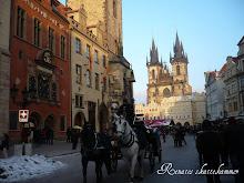 En dag i Praha....