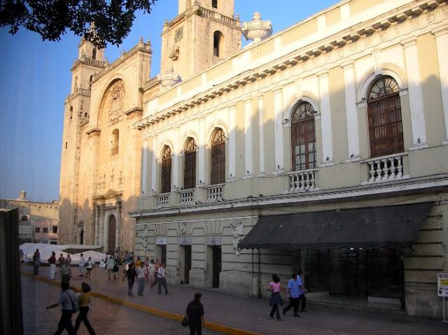 cosa vedere a Mérida yucatan