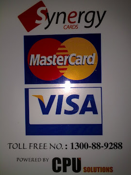 CREDIT CARD AVAILABLE