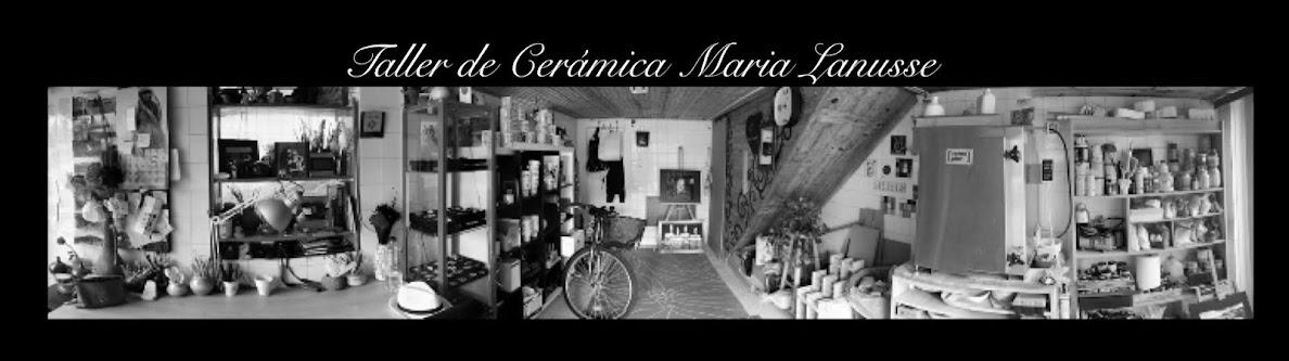 María Lanusse - Exposiciones, colaboraciones y concursos.