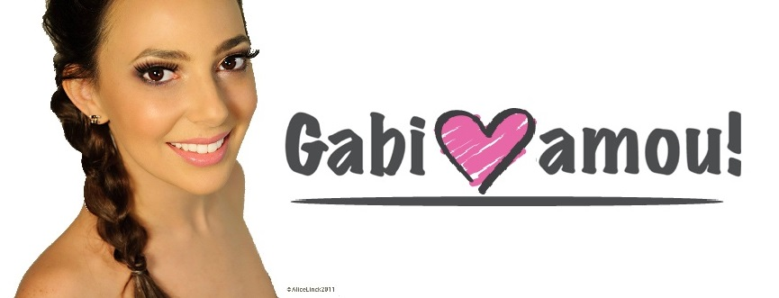 Gabi  amou!