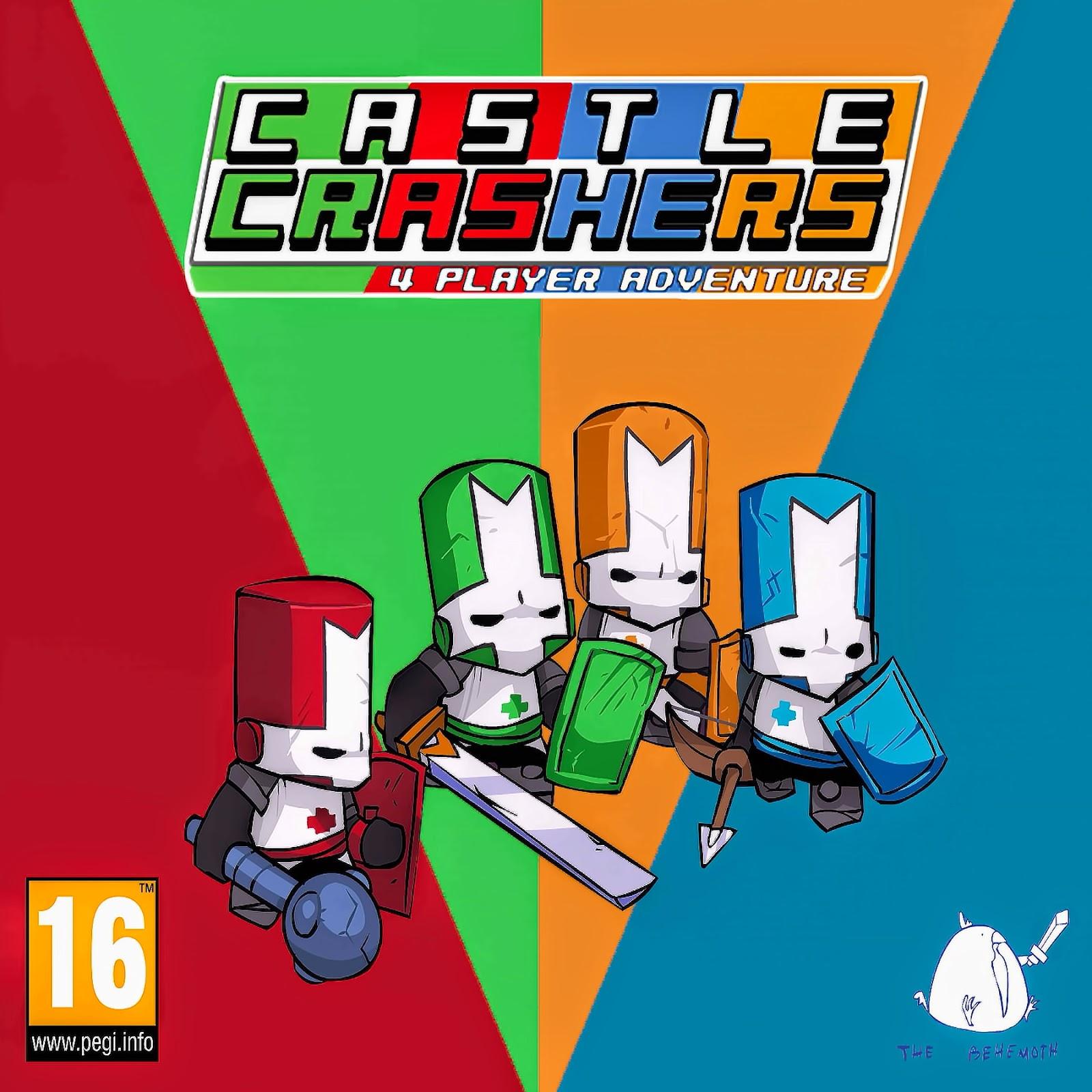 Castle Crashers Game Online Free ~ Download Softwares