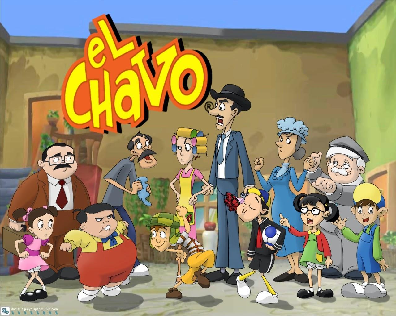 EL CHAVO DEL 8  EL CHAVO DE AM  RICA
