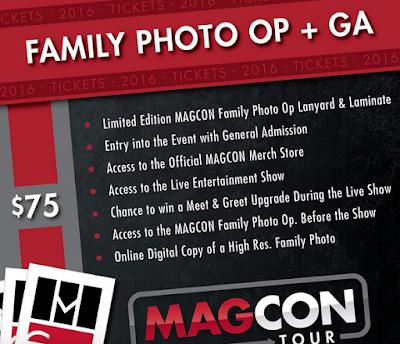 MAGCON TOUR 2016