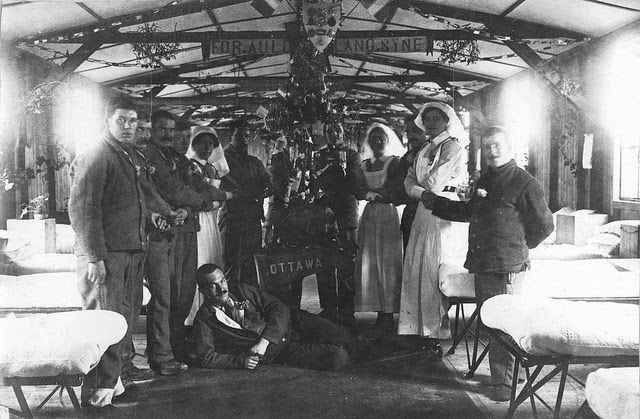 Nursing Sister Phillips WW1 Album 7R