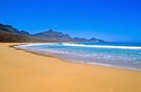 Cofete una playa increible de España