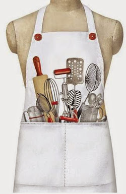 Canning Aprons & Dishtowels