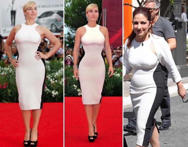 Dany Padilla : Um vestido = Duas medidas!