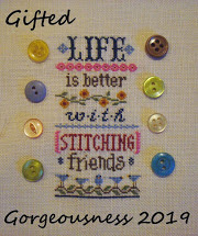 hosted by Serendipitous Stitching
