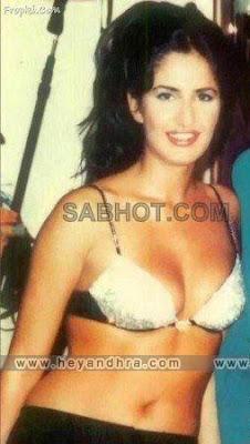 Katrina kaif Bikini Pics from Modelling Days
