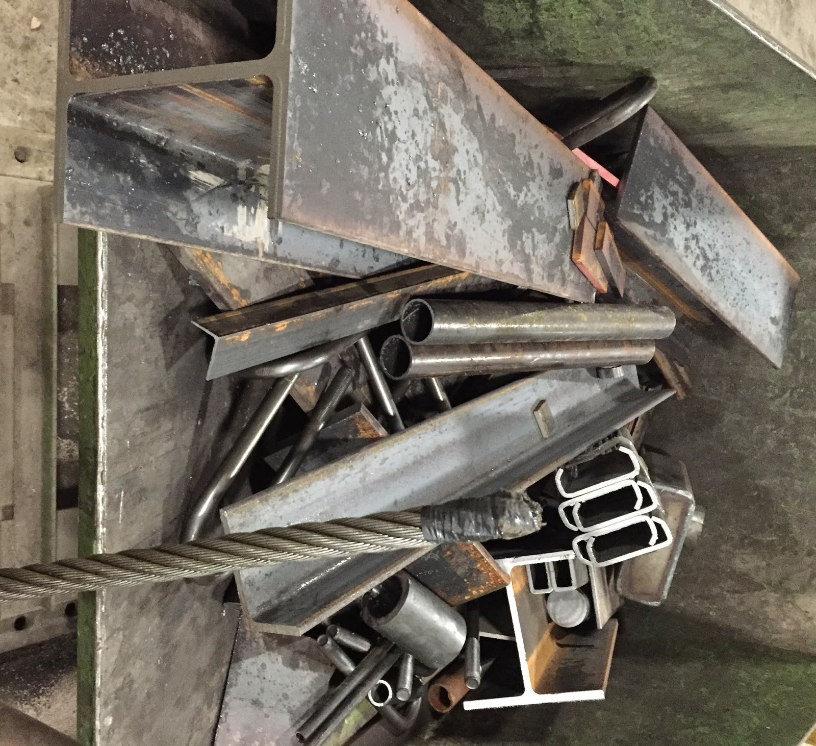 Factory Metal Waste Wilson Metal Recycling. 404 Maury St S, Wilson, NC, 27893, (252) 243-3586