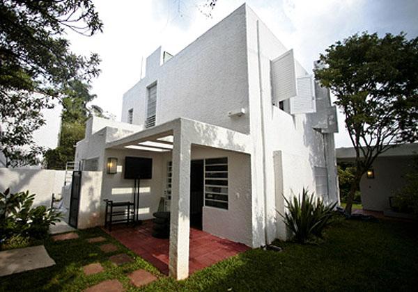 Projectos de arquitectos for Casas modernas brasil