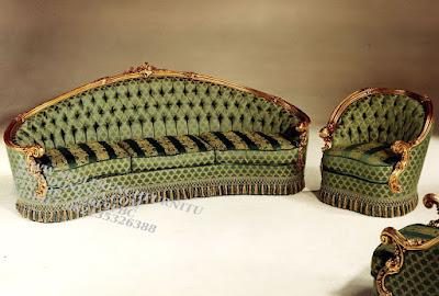 Jual mebel jepara sofa klasik sofa classic goldleaf mebel klasik jepara SFTM-55224