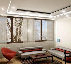 teknologi anda tips ruang tamu minimalis pada ruangan sempit
