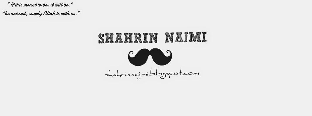 Shahrin Najmi