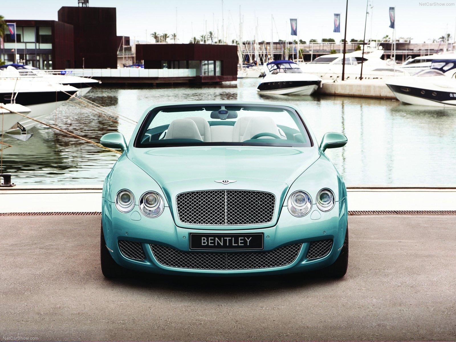 Hình ảnh xe ô tô Bentley Continental GTC 2010 & nội ngoại thất