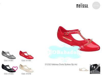 Coleção Melissa 2013