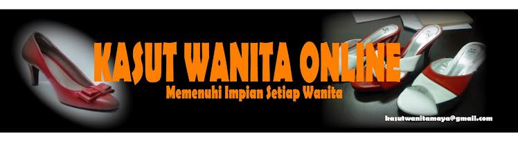Kasut Wanita Online