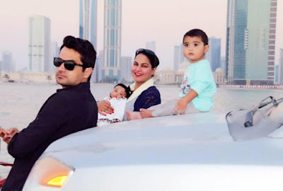 Veena Malik With Her Family Latest Unseen Pictures
