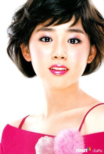 Men Women Hairstyles: Moon Geun Young☀Short Hair Styles