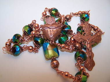 No. 153.  Chaplet Of Mercy and Forgiveness