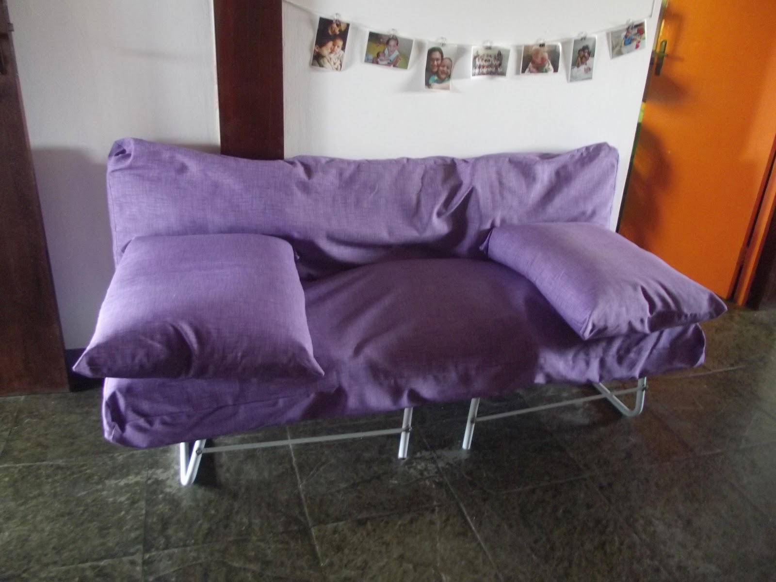 Donarteira sof reciclado for Sofa reciclado