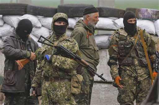 Military News - Breedlove: Russian 'shadow soldiers' may snatch Eastern Ukraine