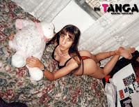 Monica y sus fotos prohibidas de los '90