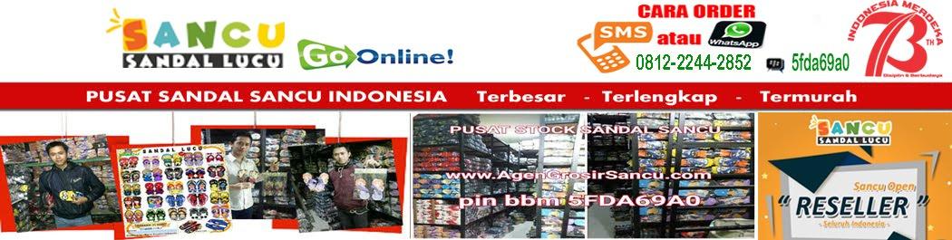 JUAL Sandal Lucu (sancu) Bandung