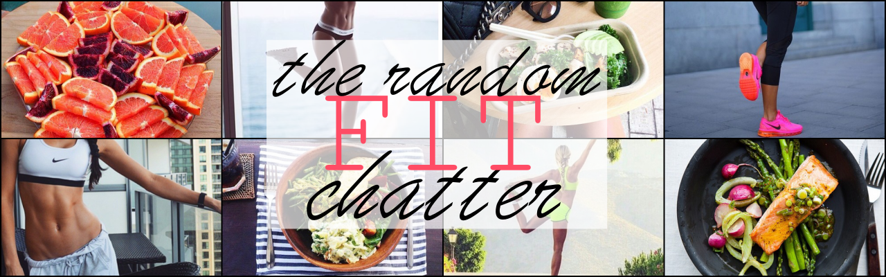 THE RANDOM FIT CHATTER