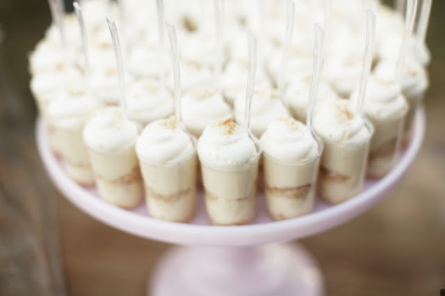 Banana Pudding Dessert Shooters 