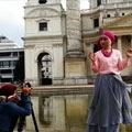 Team FimelaTV: Fatin Shidqia shooting videoclip di kota Wina