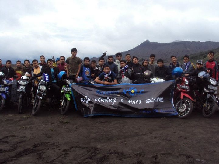 TOURING TO BROMO
