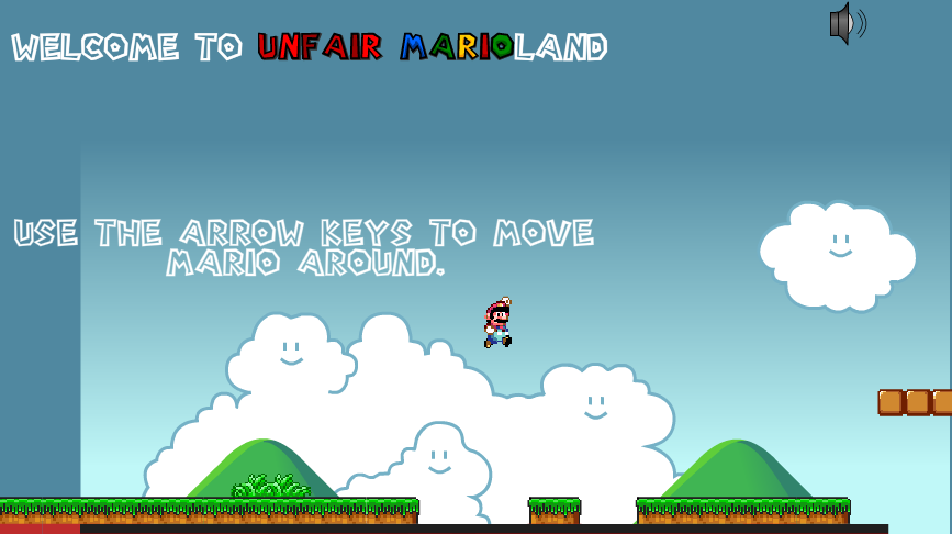 Download Game Gratis : Unfair Mario [Full Version] - PC