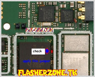 Nokia 2700c charger not supported  jumper diagram hardware solution
