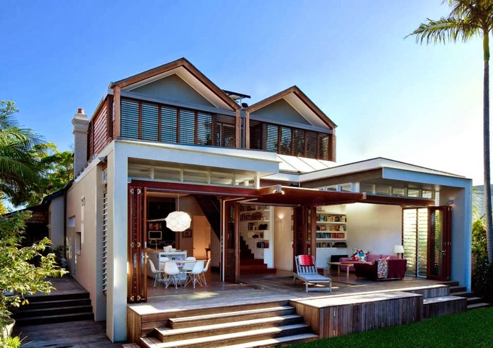 modern Architecture Home Design 2014