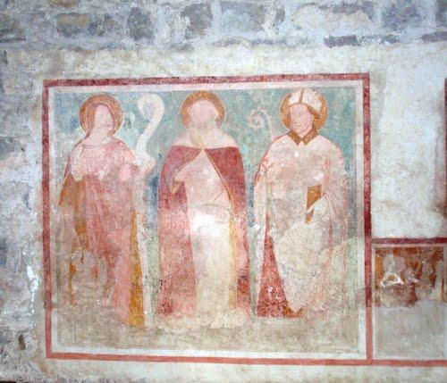Aquileia - Affreschi