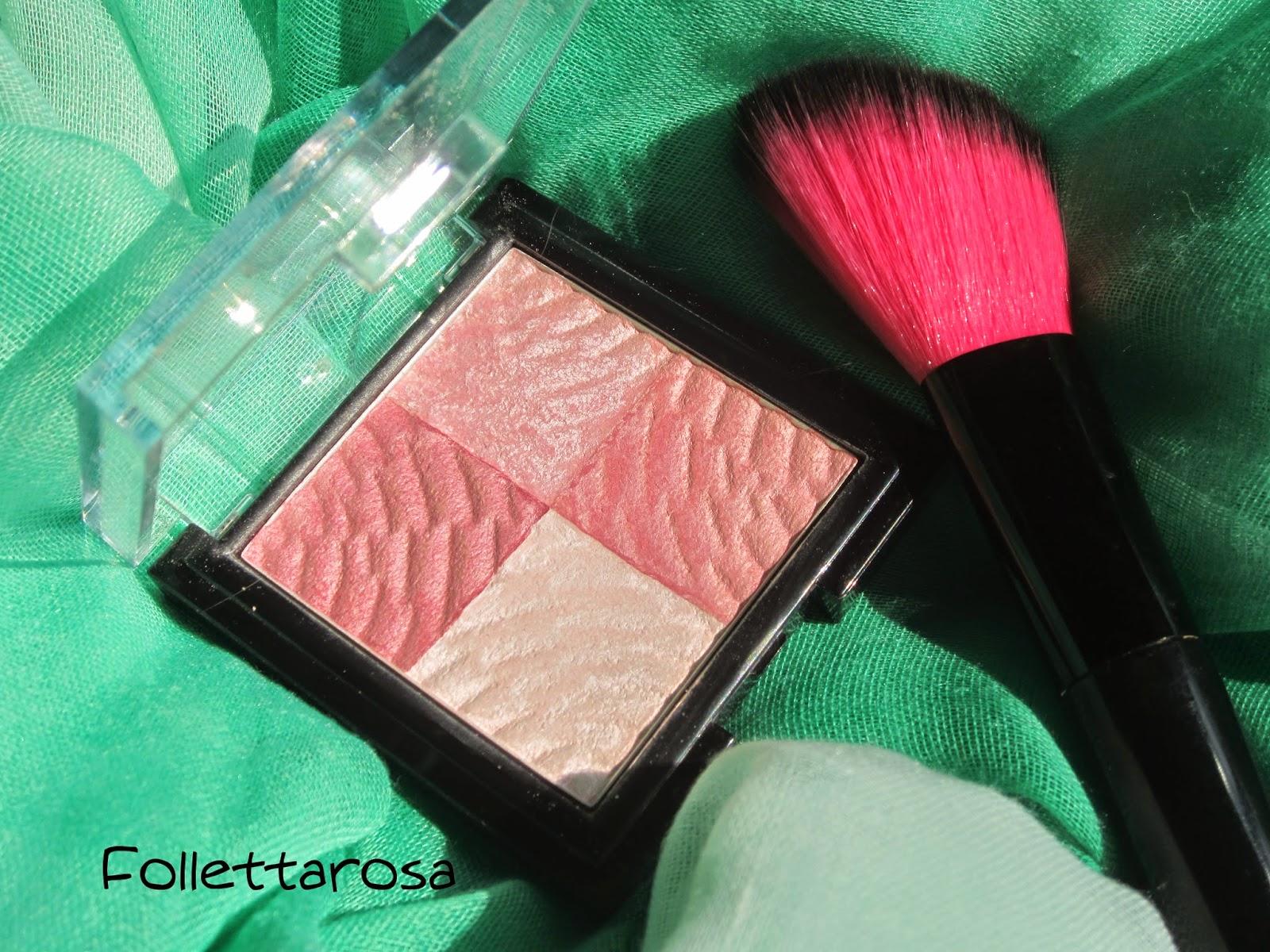 blush make up academy recensione
